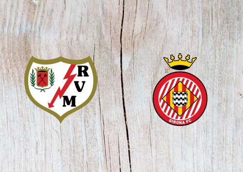 Rayo Vallecano vs Girona - Highlights 2 March 2019