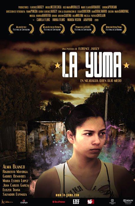 """El cine visto desde su guión: """"La Yuma"""" una boxeadora en"""