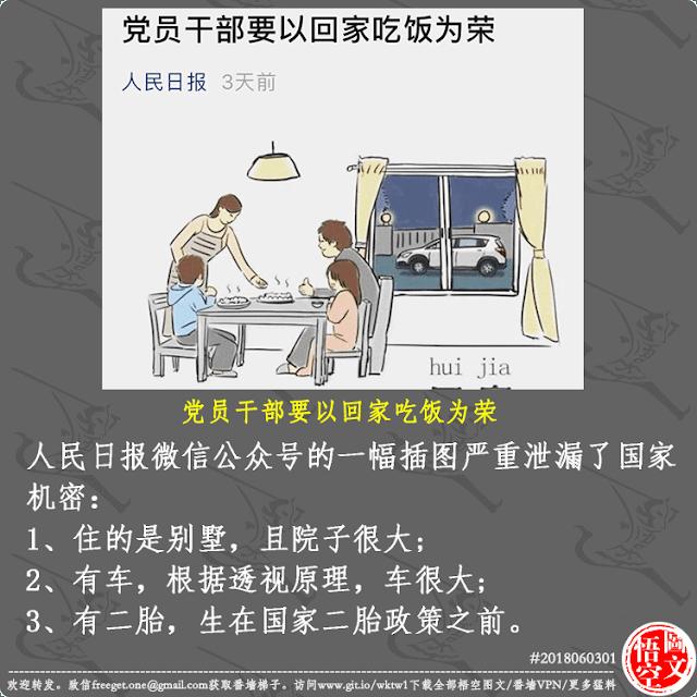 """悟空图文: 西方为啥只想""""亡""""中国?(2018/06/03)"""