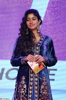 Beautiful Cute Sai Pallavi in dark Blue dress at Fidaa music launch  Exclusive Celebrities galleries 022.JPG
