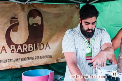 Cerveza La Barbuda