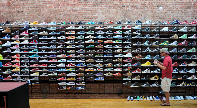 Tênis de corrida da Nike Running em Paris