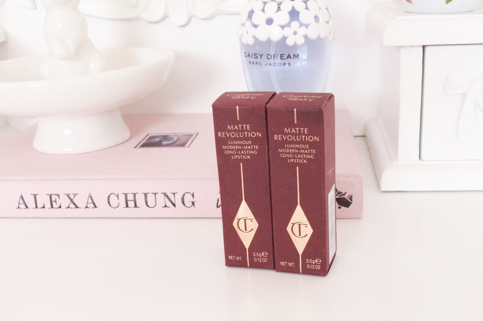 Charlotte Tilbury Matte Revolution Lipsticks Blog Review