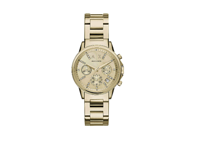 Ceas elegant de dama original Armani Exchange Lady Banks AX4327