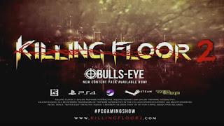 Killing Floor 2: Bulls-eye