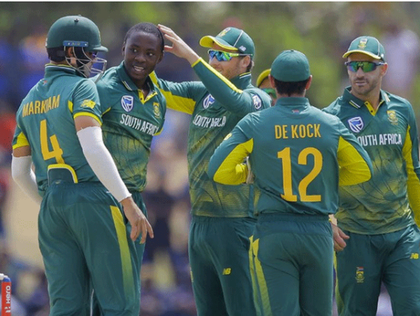 South Africa One-Day Squad announced for series against Pakistan
