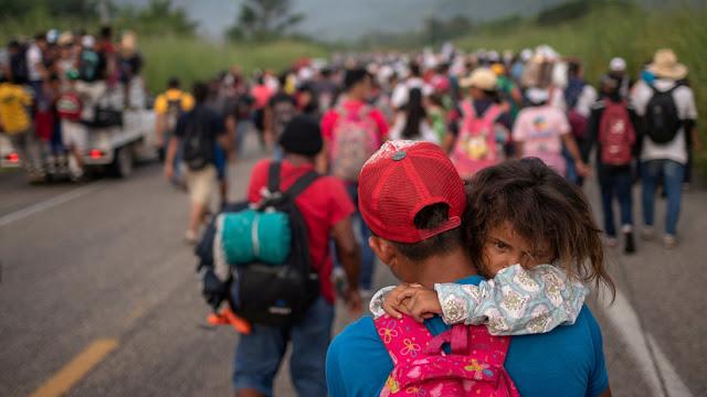 Mattis: EE.UU. ya está trasladando equipamiento a la frontera con México