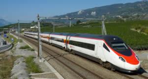Berlin para Praga no Trem EuroCity