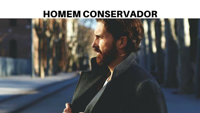 Homem conservador