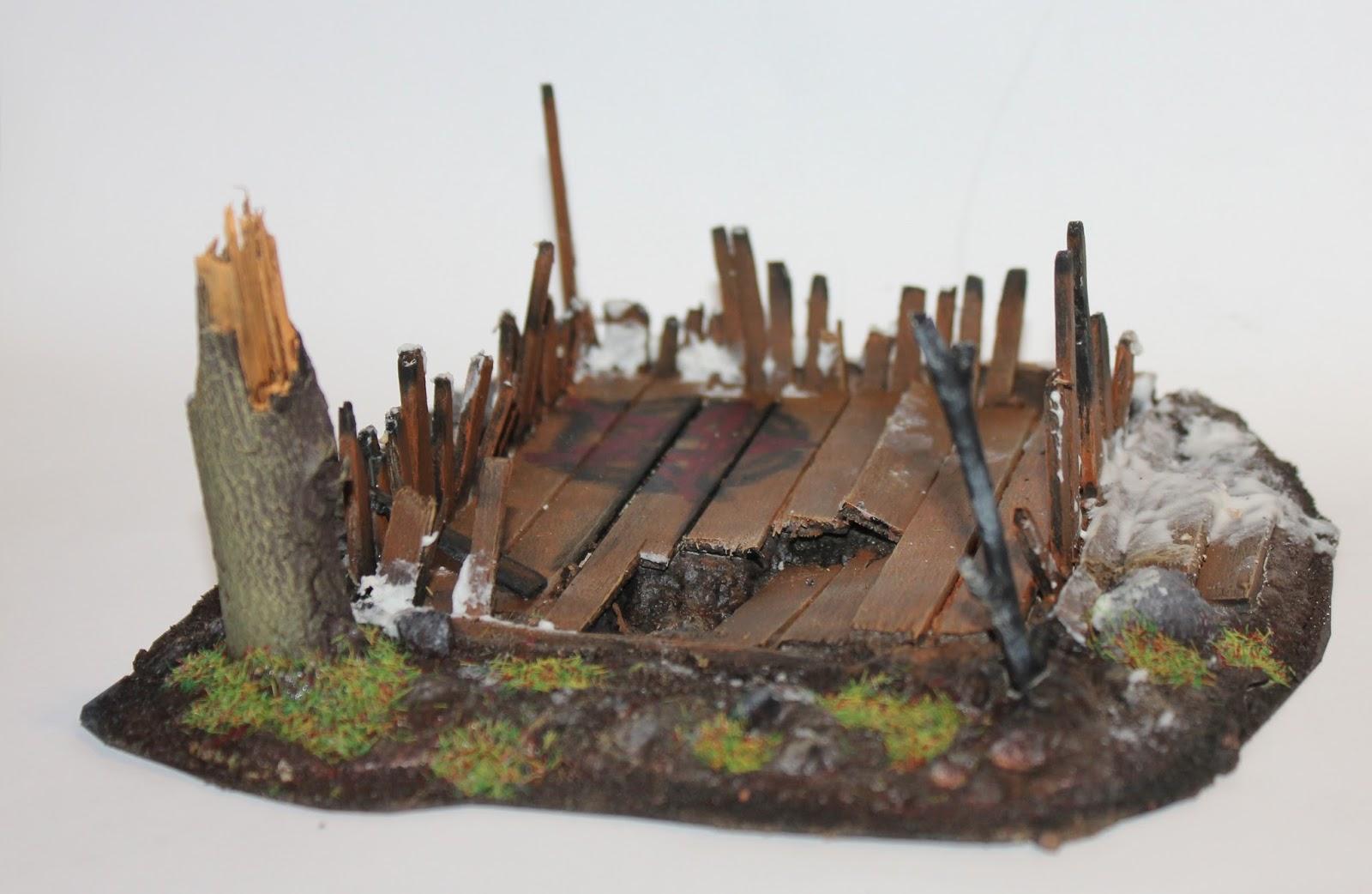 Ruined Hut