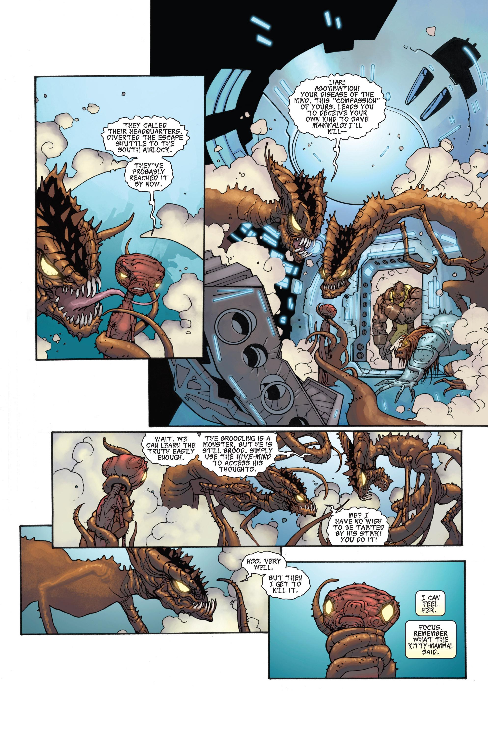 Read online Astonishing X-Men (2004) comic -  Issue #42 - 8