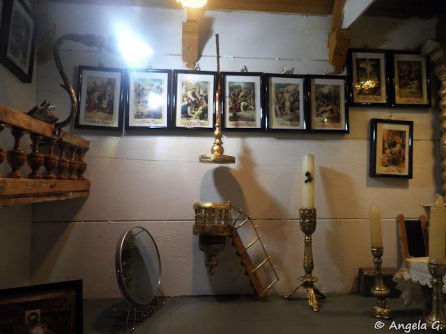 Maqueta.Interior del Convento