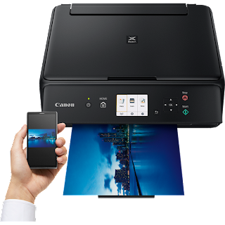 Canon Pixma TS5050 driver download Mac, Windows, Linux