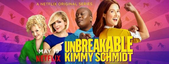 Controle Remoto: Unbreakable Kimmy Schmidt