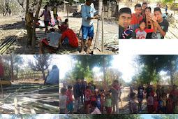 Waow Luar Biasa Masyarakat Desa Tadewa,Walau Tidak Ada  Bantuan Pemerintah Desa Swadayapun Jadi