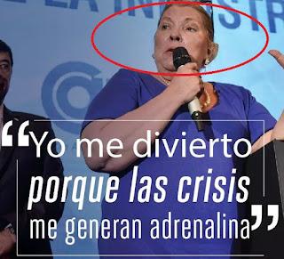 La frase de la semana: gente que disfruta del dolor argentino