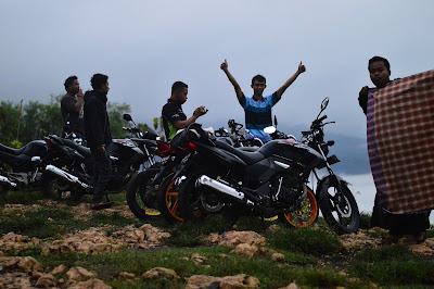 Panorama Bukit Banyon Trenggalek