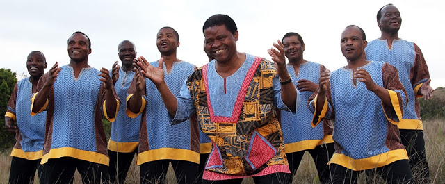 South Africa's Ladysmith Black Mambazo Gets Two Grammy Awards Nominations