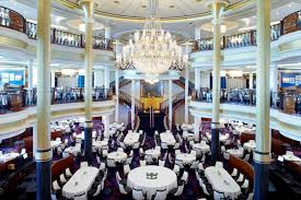 Dining room on Mariner of the Sea
