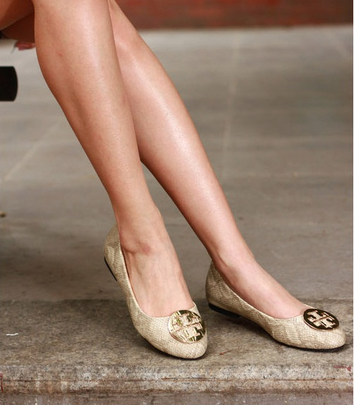 a56233e0e65d4b ArrogantMinnie Preorder - Footwear   Bags  The Tory Burch Inspired Snake  Skin Flats