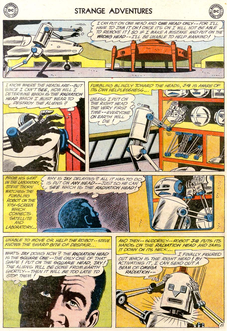 Strange Adventures (1950) issue 136 - Page 10