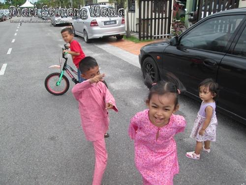 Melatih Anak Bermasyarakat Bermula Dengan Kita