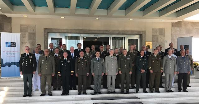 ΝΑΤΟ: Βρετανός πτέραρχος στην στρατιωτική επιτροπή! Τι έκανε ο Ναύαρχος Αποστολάκης