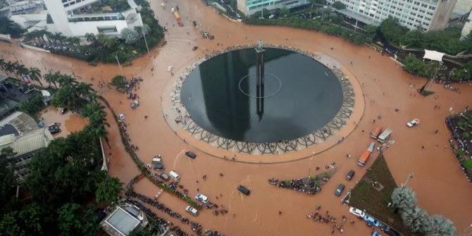 Banjir Jakarta Paling Besar