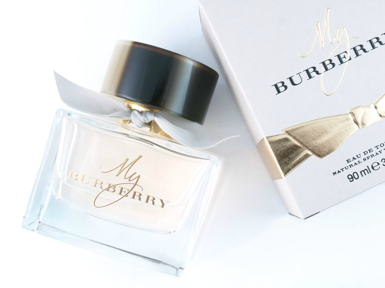 Burberry My Burberry Eau de Toilette: Review