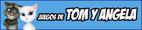 Juegos de Talking Tom y Angela