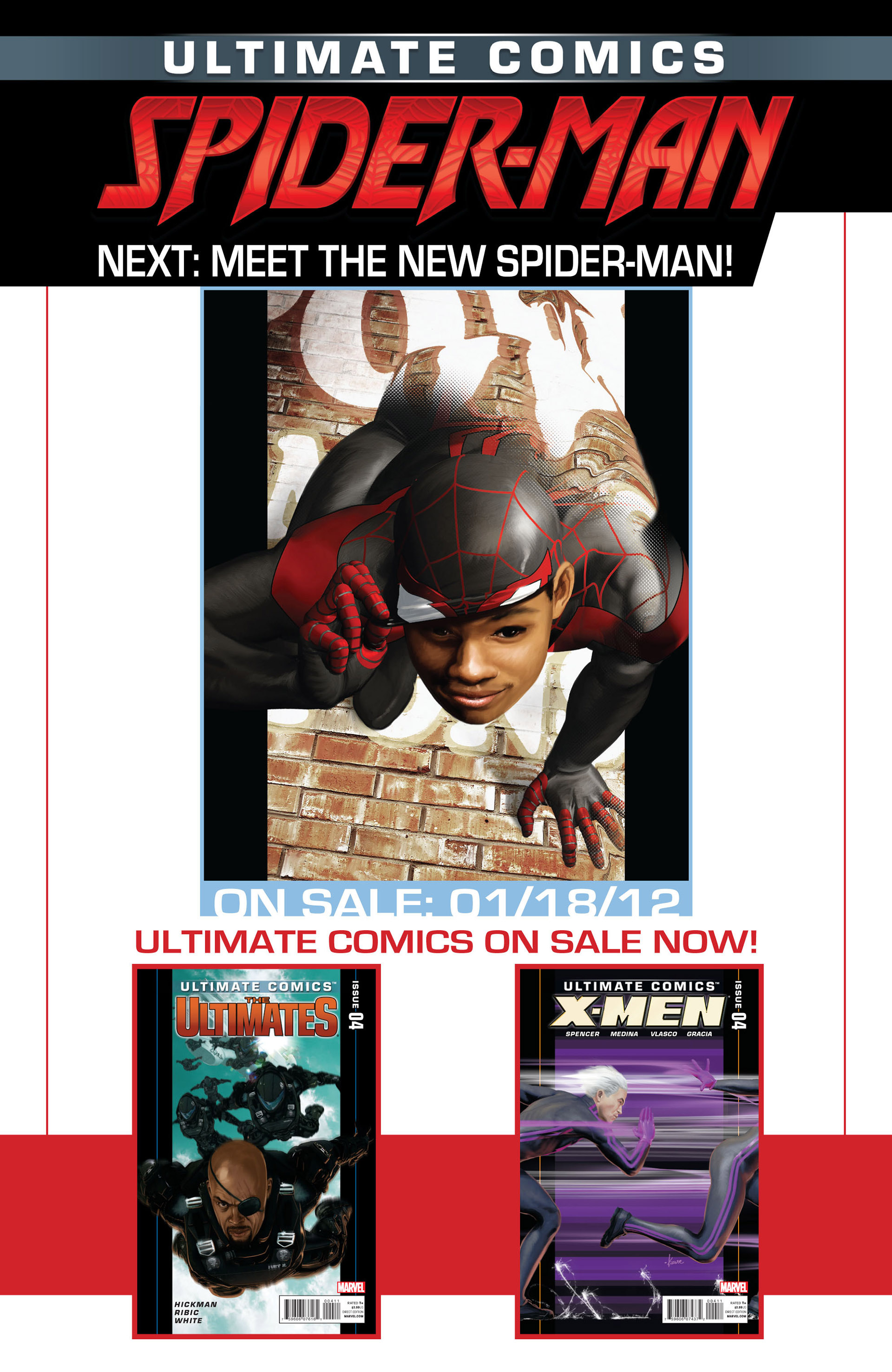 Read online Ultimate Comics Spider-Man (2011) comic -  Issue #5 - 23