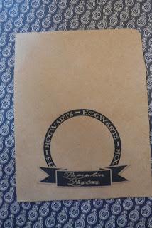 Paper Craft Hogwarts