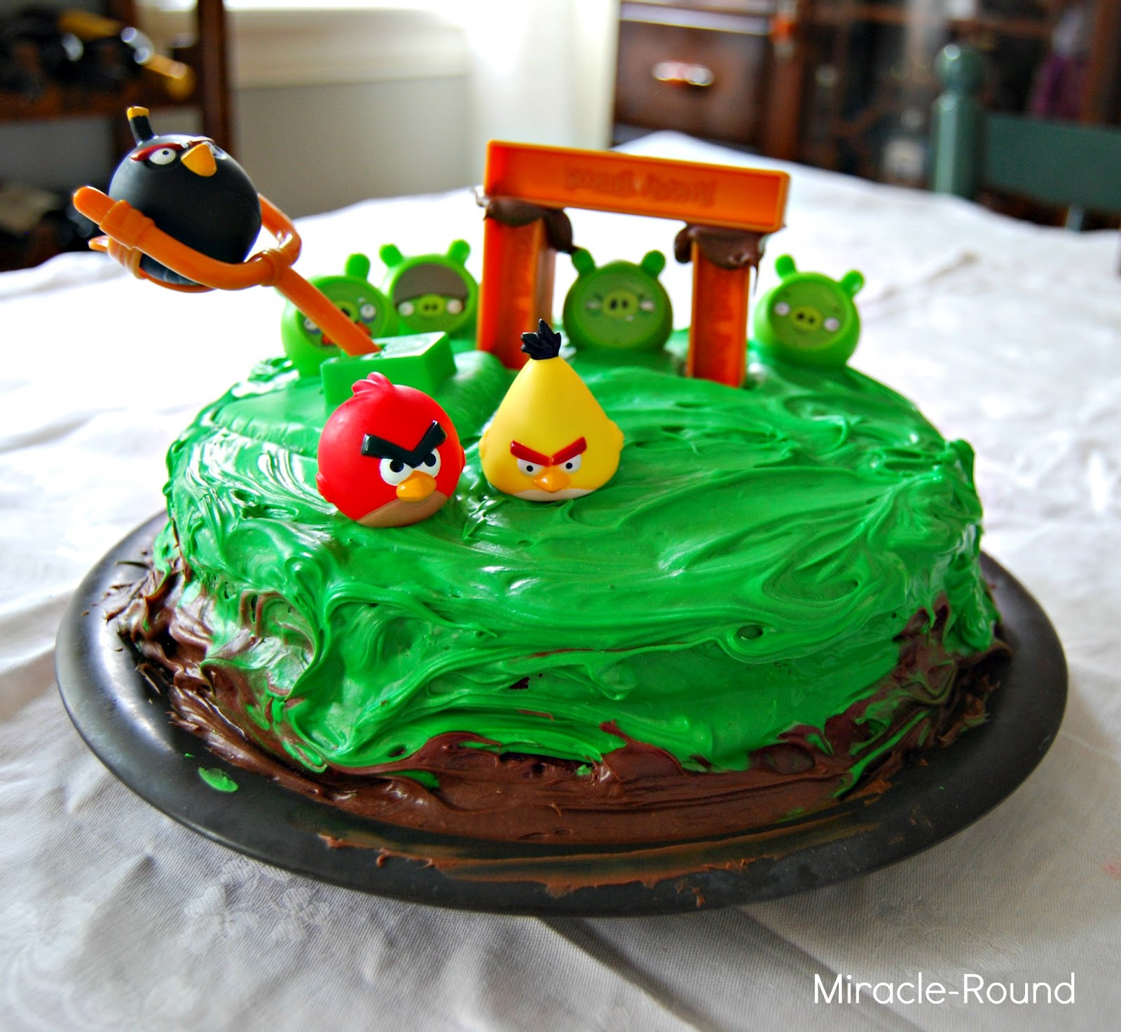 Life On The Miracle-Round: Birthday Party