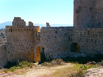 El Castillo de Moya. Autor: Miguel Alejandro Castillo Moya