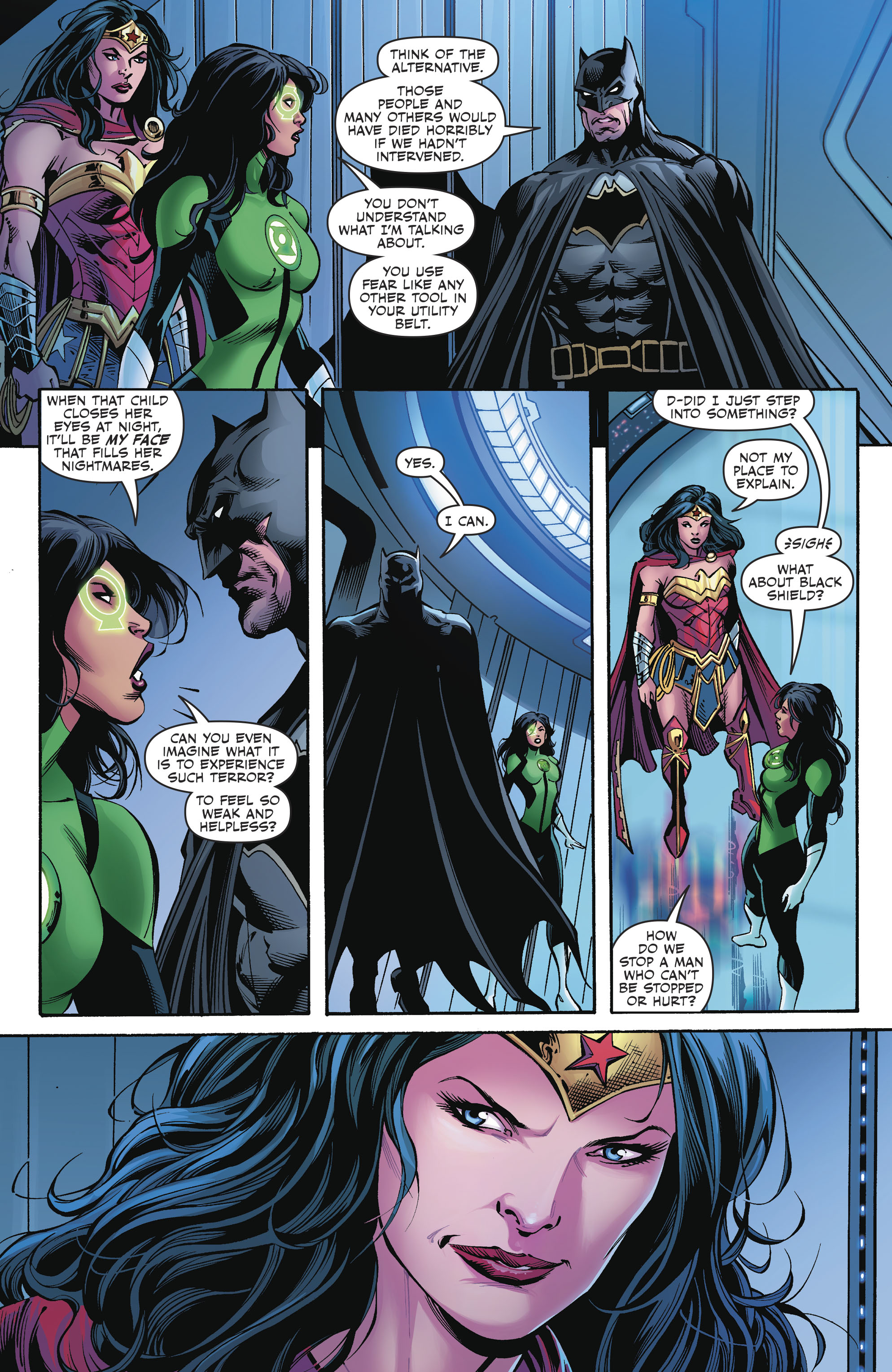Read online Justice League (2016) comic -  Issue #23 - 13