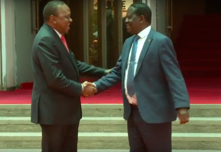 Odinga set to become AU special envoy in handshake deal