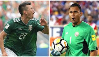 Mexico vs Costa Rica LIVE via Televisa Sports Today 11-10-2018  friendly FIFA | Live transmission