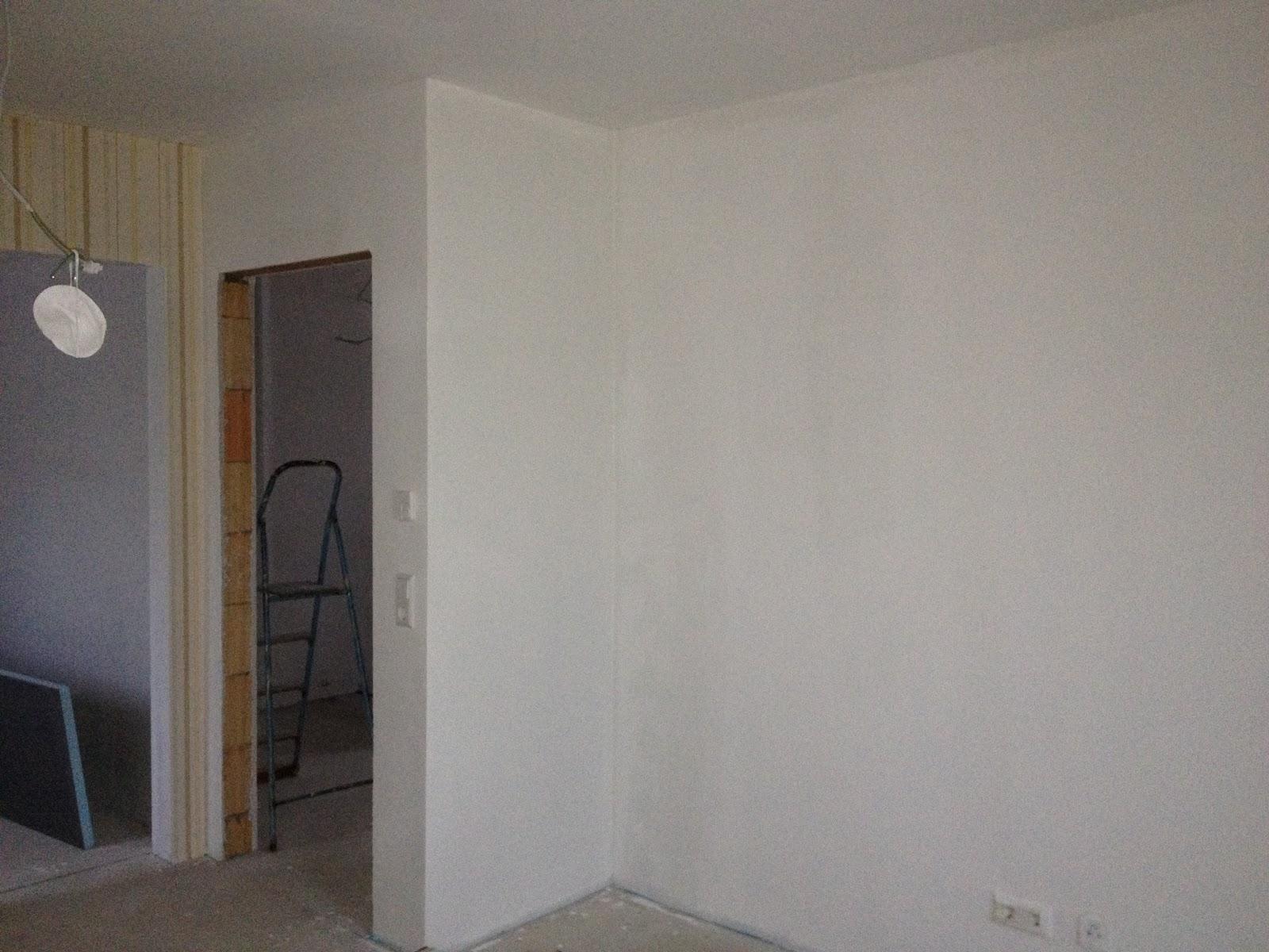 von der idee ber den bau bis hin zum einzug tapezieren streichen und fliesen. Black Bedroom Furniture Sets. Home Design Ideas