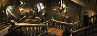Le prime giornate di Harry ad Hogwarts (Momento 1)