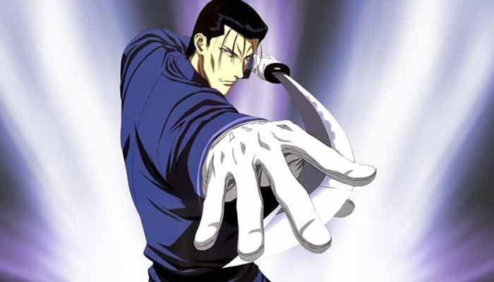 Hajime Saito (Samurai X)