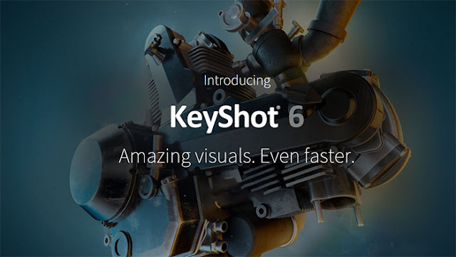 KeyShot 6 Crack Keygen & Serial Key Full Free