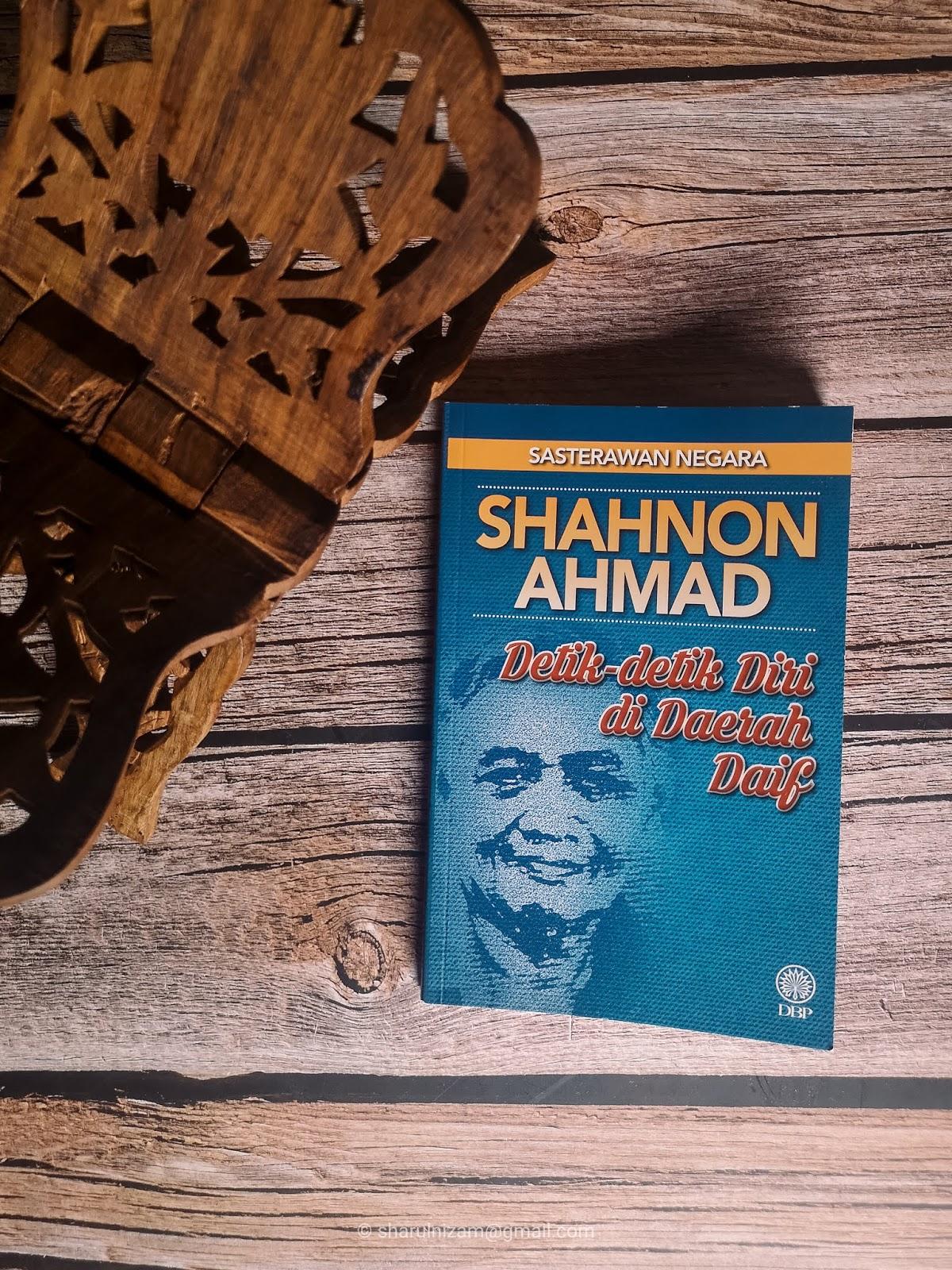 Detik-detik Diri Di Daerah Daif Oleh Shahnon Ahmad