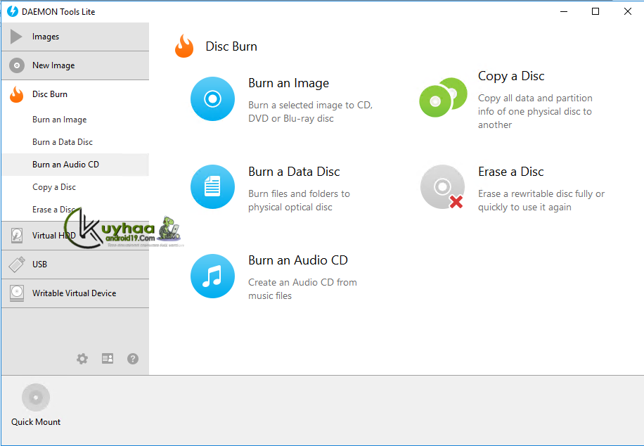 DAEMON Tools Lite Full Pack