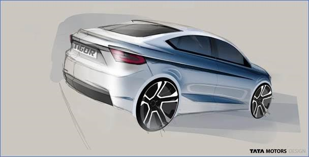 Tata TIGOR New 'Styleback' from Tata Motors
