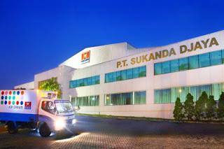Lowongan Kerja PT Sukanda Djaya (DIAMOND)
