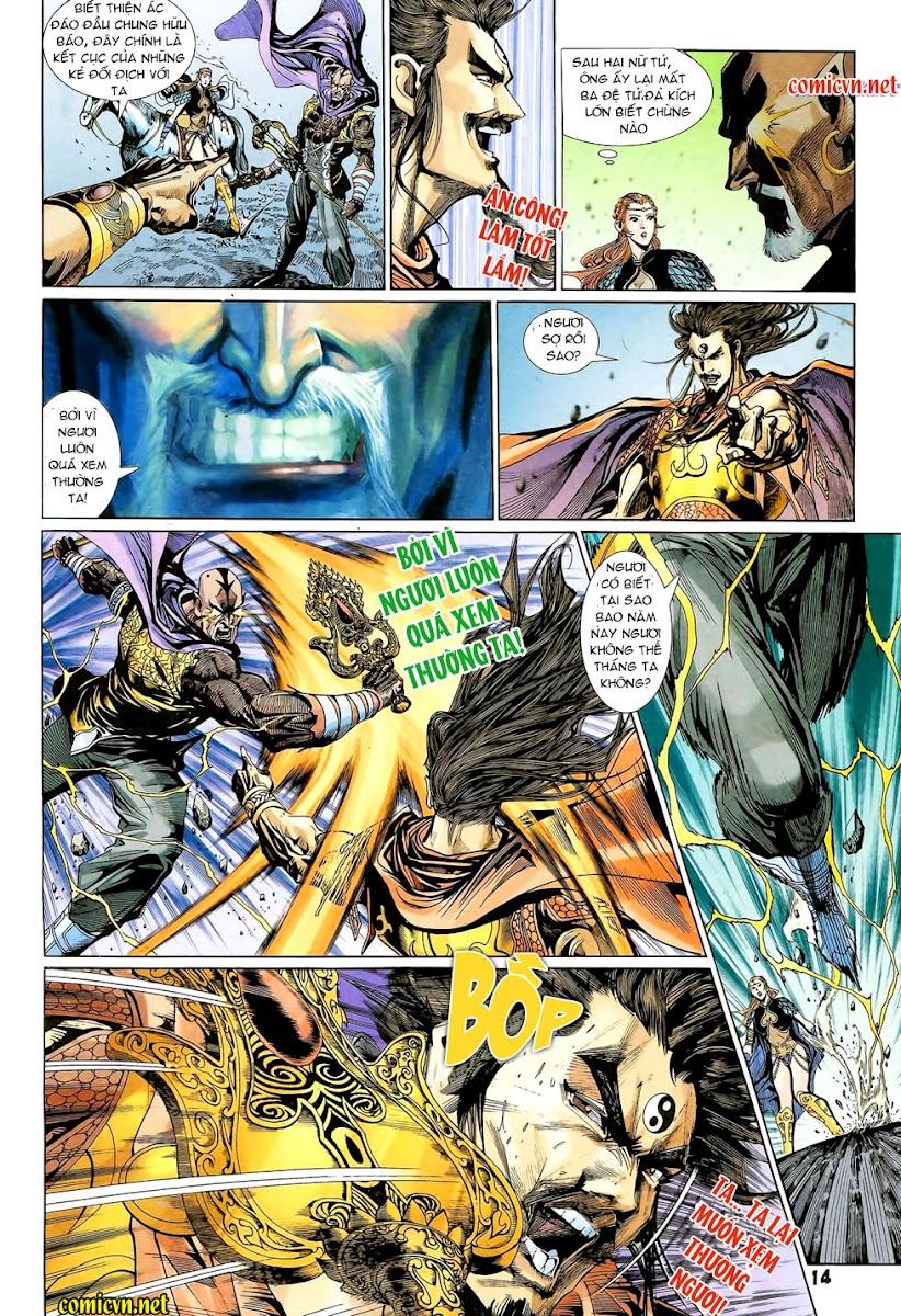 Đại Đường Uy Long chapter 92 trang 14