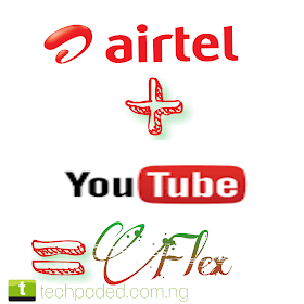 Airtel youtube flex