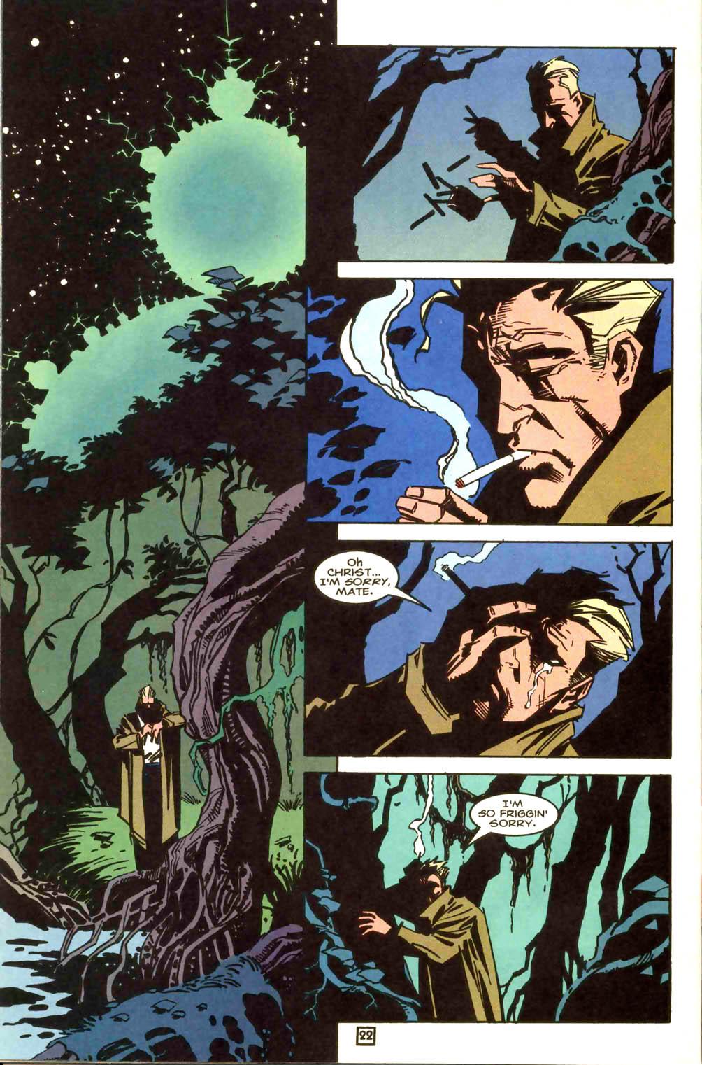 Swamp Thing (1982) #169 #177 - English 23