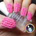 3D Wooly Yarn & Sweater Nail Art