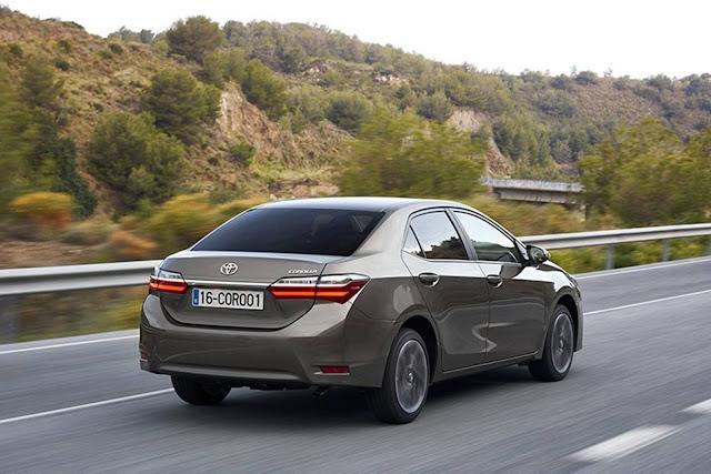 Toyota Corolla 2017 - 2º pior carro compacto da Europa